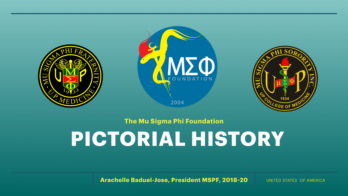 Pictorial History of the MSPF -01