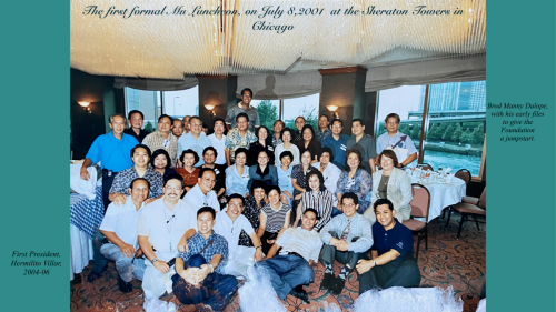 Pictorial History of the MSPF -02